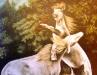 Horses Pastel (DW-013)