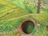"""Seasons series-Spring-Bag end The Hobbit"""