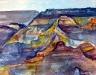 Grand Canyon Watercolor (PT-024)