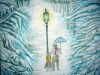 """Seasons series-Winter"" Narnia with Mr Tumnus and Lucy-"
